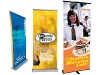 Free-Standing Banner Holders