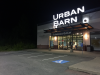Urban Barn - Line Painting