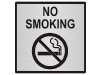 brushed-aluminum-no-smoking-sign